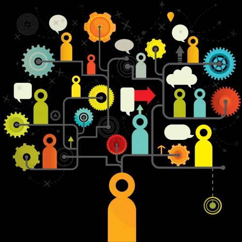 L'internaute, élément central de la communication sur les médias sociaux