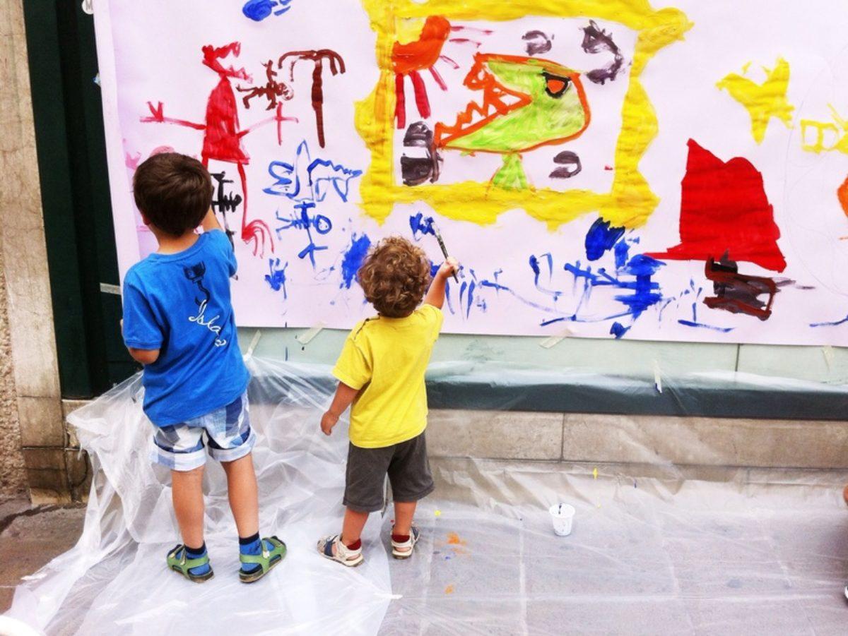 facilitation graphique enfants