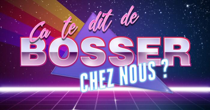 Offre d'emploi à Rennes : rédaction web et réseaux sociaux