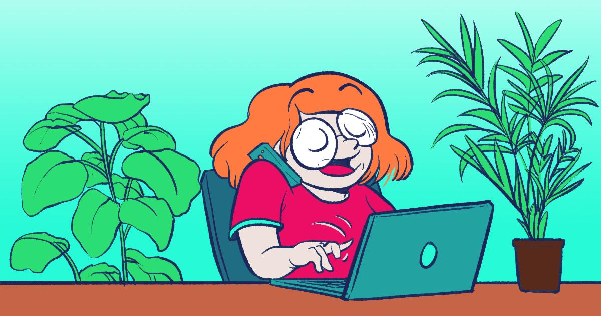 Le rédacteur web et la pêche aux infos