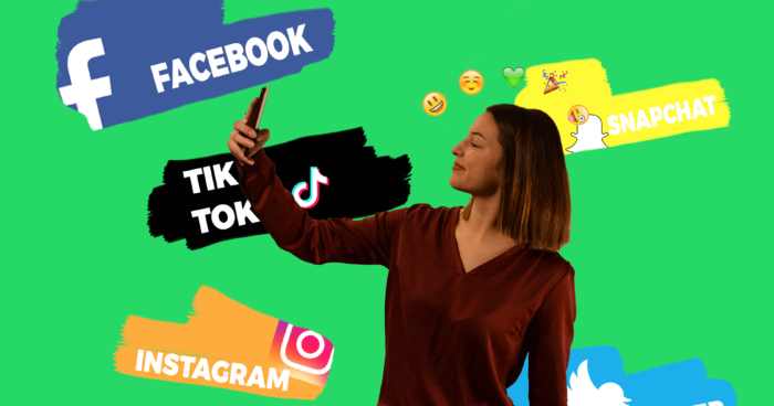 Lea et les réseaux sociaux
