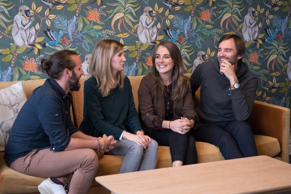 Equipe podcasteurs Salut les Designers