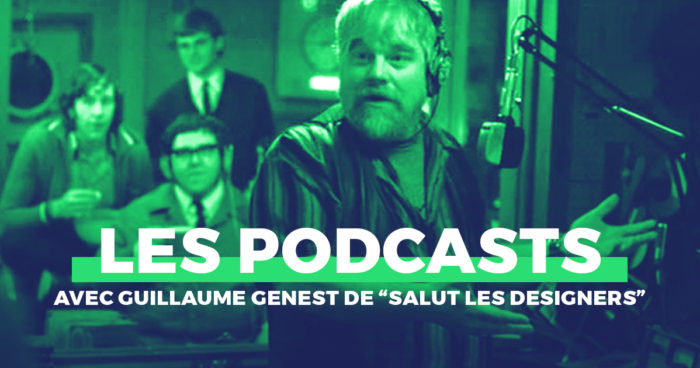 Les podcasts vus par Guillaume Genest