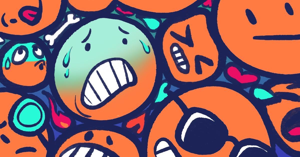 Quelle est la juste dose d'emojis dans vos posts ?