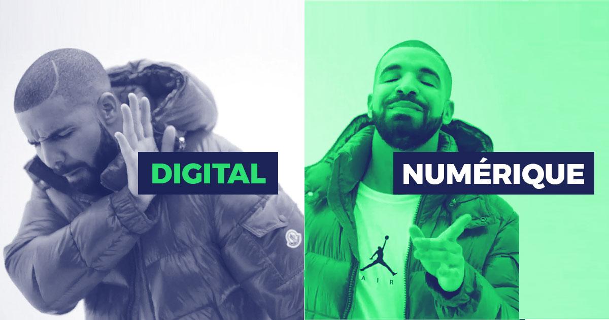 """Communication """"digitale"""" ou """"numérique"""" ?"""