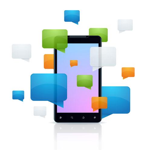 Smartphones et réseaux sociaux, opportunités pour les entreprise