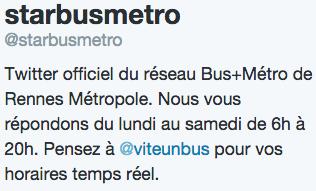 Twitter Star Rennes