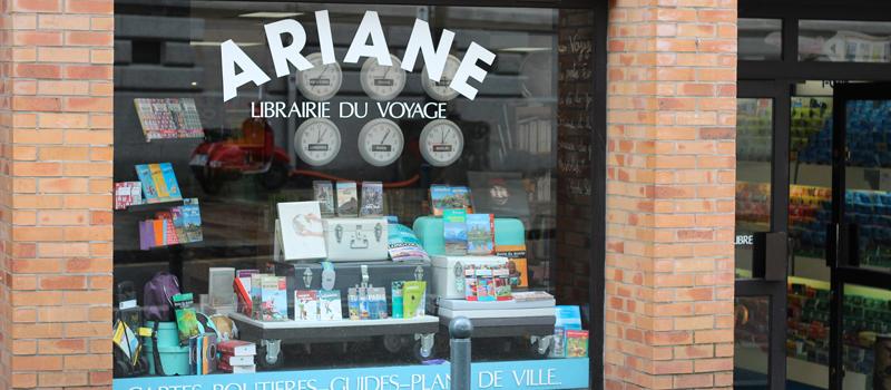 librairie ariane L'Œil au Carré