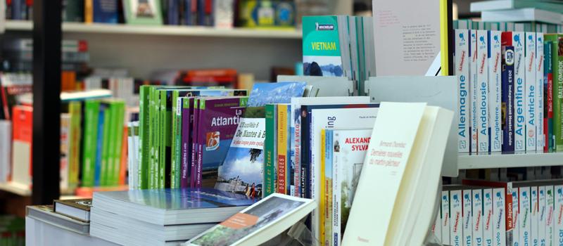 Librairie du voyage Rennes