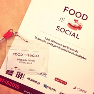 food is social