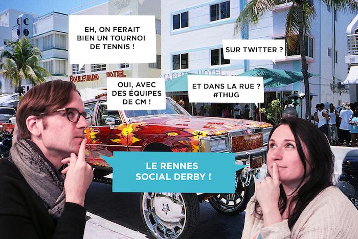 Rennes Social Derby
