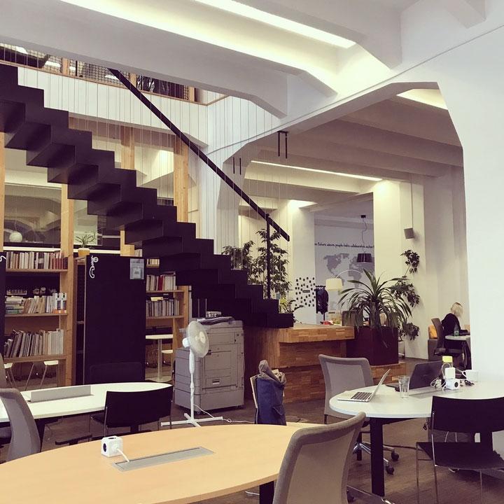 Coworking à Prague